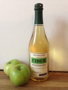 Cider van de Firma Appel en Peer in Heerewaarden